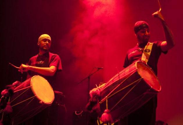Urgency: Asian Dub Foundation at the Brighton Festival