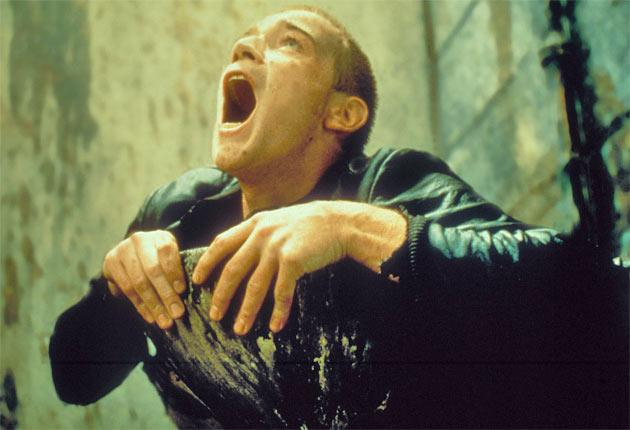 Drug use on screen: Ewan McGregor in 'Trainspotting'