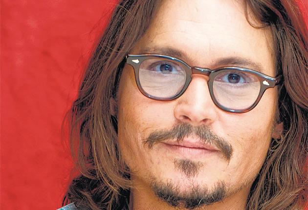 Just Kidding: Johnny Depp