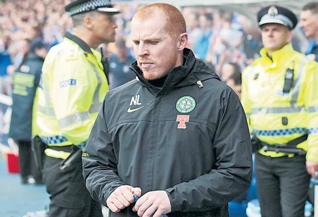 Neil Lennon, Celtic manager: Perhaps the determination to defy intimidation is what is stopping him from looking for a safer job