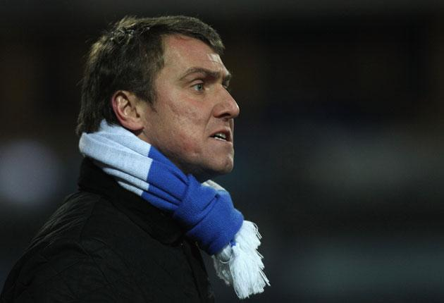 Huddersfield manager Lee Clark: 'I want to work at the highest level I possibly can, and I want to do it as soon as possible'