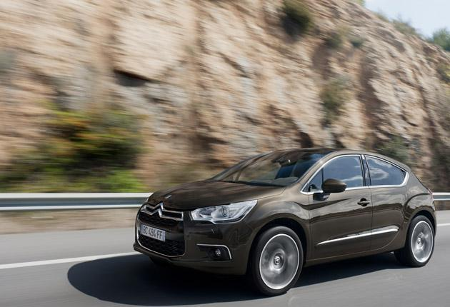 Muscular motor: The DS4 feels good, looks assertive, both inside and out, and the engine sounds crisp and keen