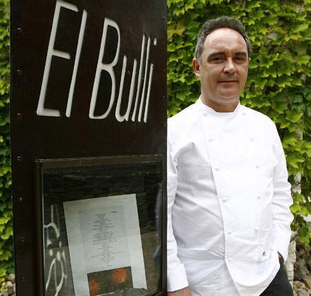 El Bulli boy: Wildly inventive Ferran Adrià, master of foams, spherification and liquid nitrogen