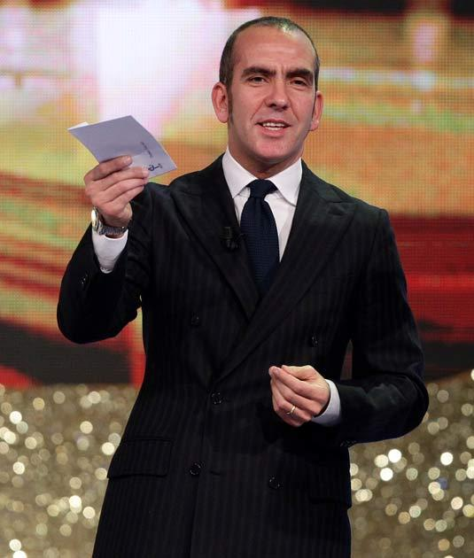 <b>PAOLO DI CANIO</b><br/> Appointing Hammers legend Di Canio might be a popular choice, but it would unquestionably be risky given he possesses no experience as a manager. Touted this week as a possible contender to be Swindon's new boss.