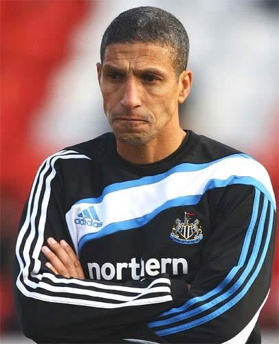 <b>CHRIS HUGHTON</b><br/> Similar to Di Matteo in that he led Newcastle to promotion before being discarded as the team hit a rocky patch in the Premier League. Linked with various jobs since leaving St James' Park, and has a link with West Ham having pla