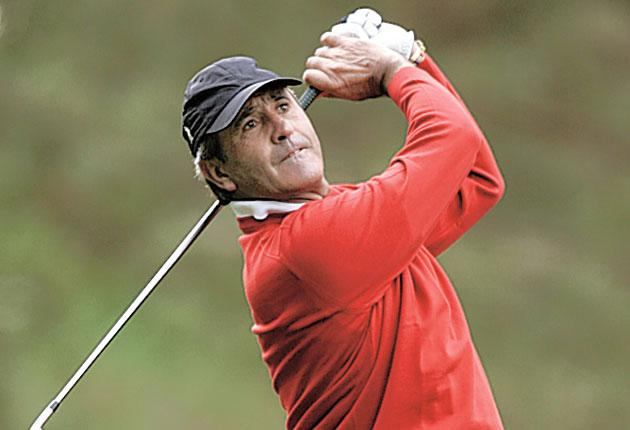 Seve Ballesteros was the patron of the Madrid bid, which is likely to miss out