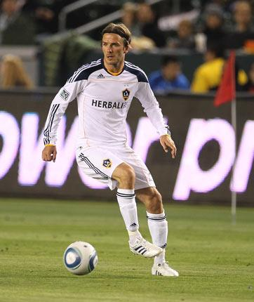 David Beckham has been given permission by Los Angeles Galaxy to fly over for Gary Neville's testimonial at Old Trafford on Tuesday