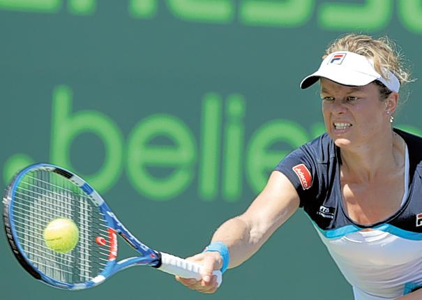 Kim Clijsters will be back to play in the French Open after two months out