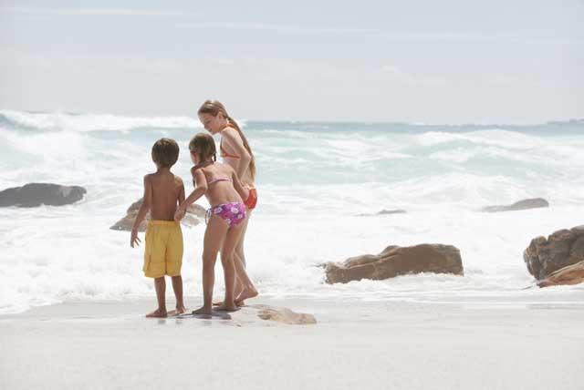 Make waves: family beach breaks during half term are still available