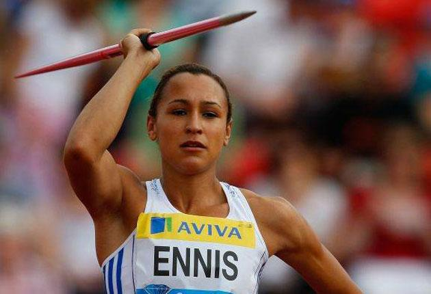 Jessica Ennis is competing in the javelin and high jump at the Loughborough International tomorrow