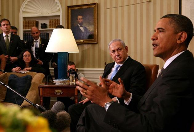 For President Obama, the main task is to convince Israel that the Arab Spring makes it more urgent to reach a settlement