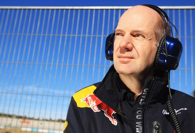 Newey is an aerodynamics expert, and therein lies one of his secrets