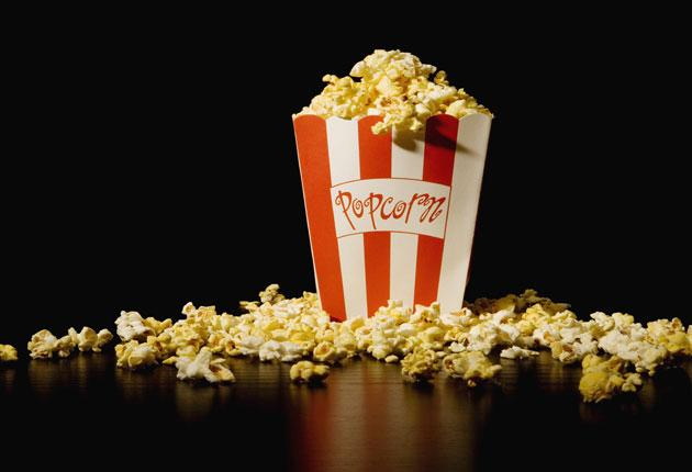 Forget the cinema buckets, popcorn is getting a new lease of life with a string of new flavours including  wasabi and chocolate