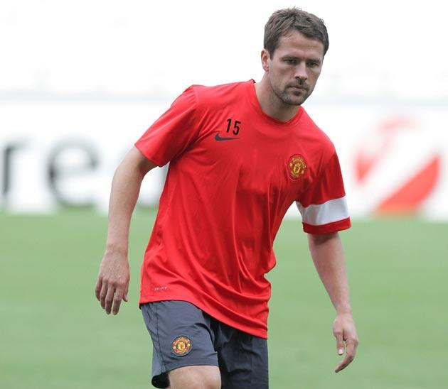 <b>Michael Owen</b><br/> The former Liverpool striker has never had an extended run in the Manchester United side and with the emergence of the predatory Javier Hernandez, a move from Old Trafford is highly possible. Despite having seemingly been around f