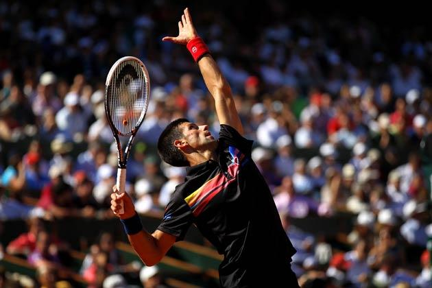 Djokovic's incredible run continues