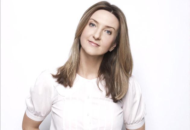 Risk-taker: Victoria Derbyshire