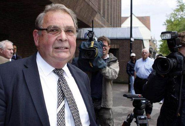 Lord Hanningfield, the former Tory frontbencher, was yesterday convicted for false claims relating to overnight stays, mileage and train fares