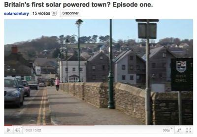 The first episode charting Wadebridge's journey to solar power