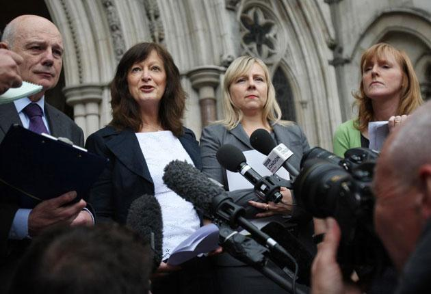 Sharon Shoesmith has won her Court of Appeal battle over her sacking following the Baby P tragedy