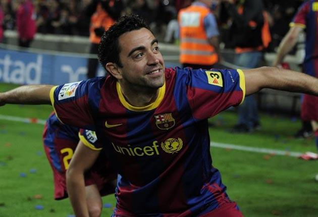 Xavi believes Manchester United's ability to play on the counter will pose a threat