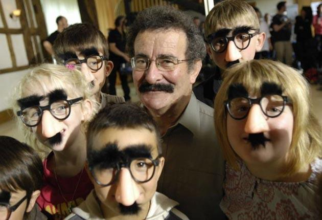 Professor Robert Winston is the presenter of Child of Our Time on the BBC