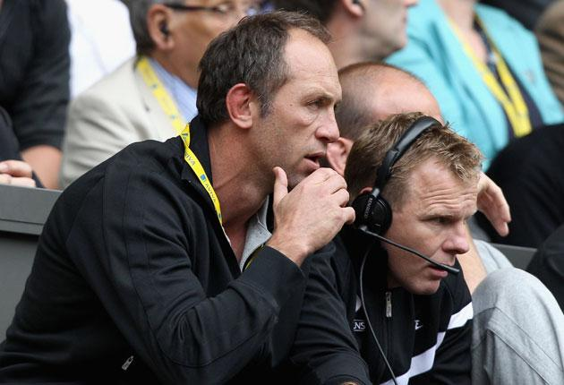 Brendan Venter is the man behind Saracens' title success