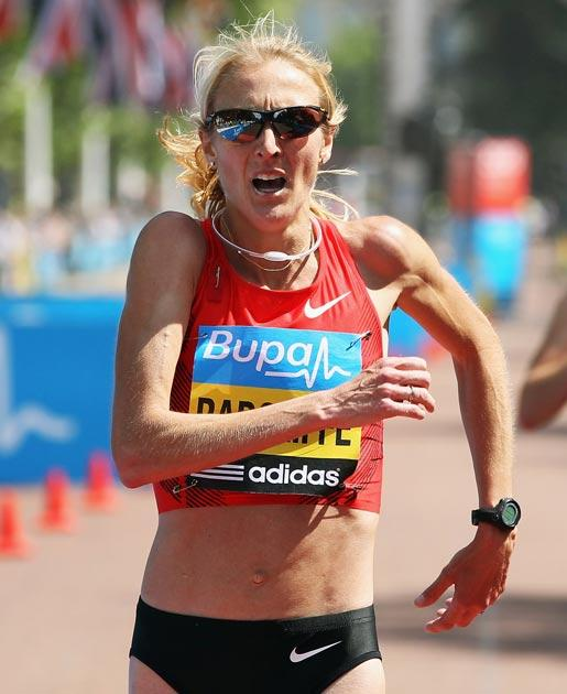 Radcliffe says she would only compete in the London Olympics if she felt she had a chance