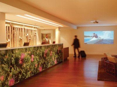 Guests will be asked to sing at check-in for a free upgrade at hotels like this one, the Sharebreak in Orange Country