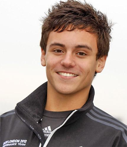 Diver Tom Daley complained on Twitter that his mother had got only a quarter of the tickets she had applied for