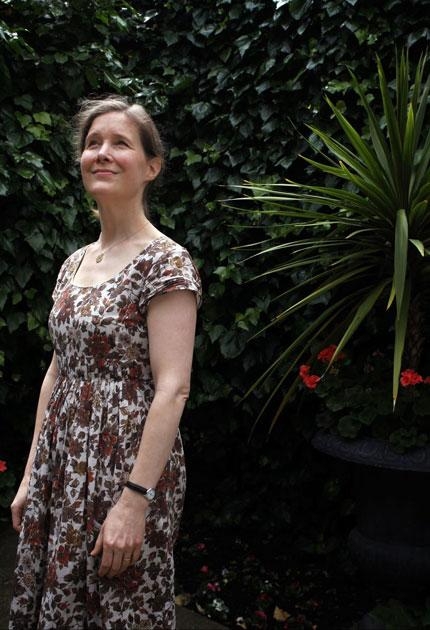 Creating adventure heroines: Ann Patchett