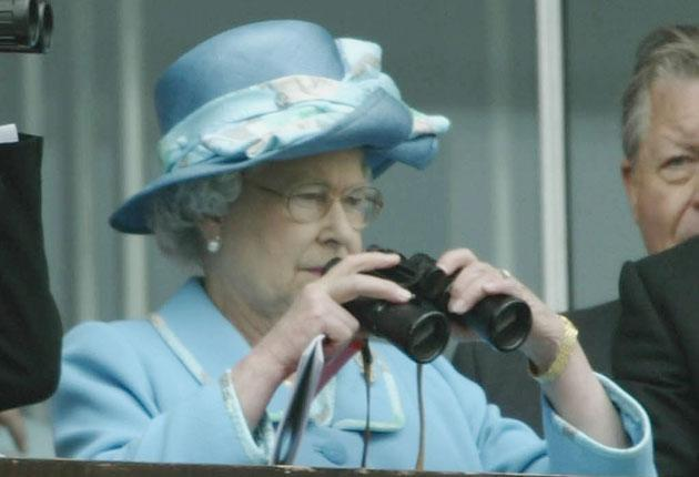 The Queen could become the first monarch to own a Derby winner since Edward VII
