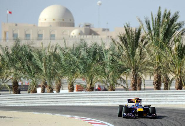 Should F1 be going back to a region where, if reports are correct, government agents have been killing its people?