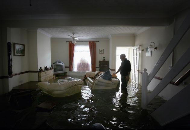 Flooded with options: Home cover is one of the good guys, but other insurance products are far less attractive