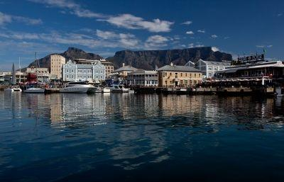 The novel 'Carte Blanche' takes Bond to Cape Town in South Africa.