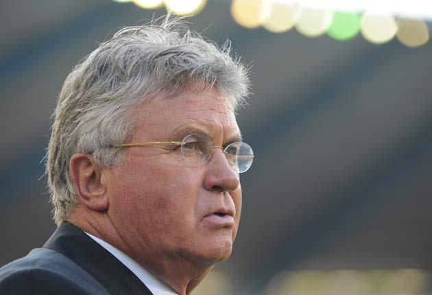 Reports this morning suggested the TFF were resigned to losing Hiddink