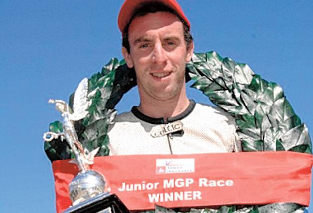 Brien: 'An experienced road racer'