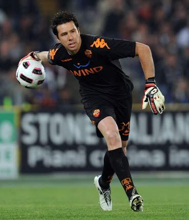 Doni joined Roma in 2005 from Brazilian side Juventude