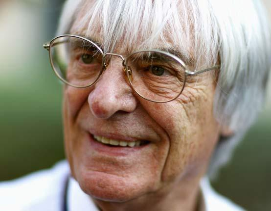 """Ecclestone: """"The way things are at the moment, we have no idea what is going to happen."""""""