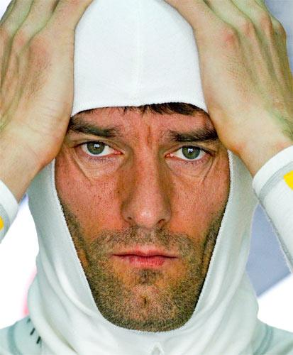 Red Bull's Mark Webber was the first driver to go public with his opposition