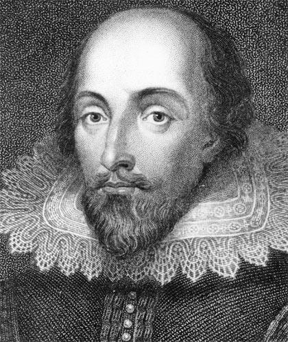 William Shakespeare may have been related to Jane Shaxpere, a two-year-old girl who drowned after falling into a mill pond while picking flowers