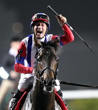 Mirco Demuro produced a fine ride to claim the Dubai World Cup in March and will need more of the same on board Grand Prix Boss at Ascot