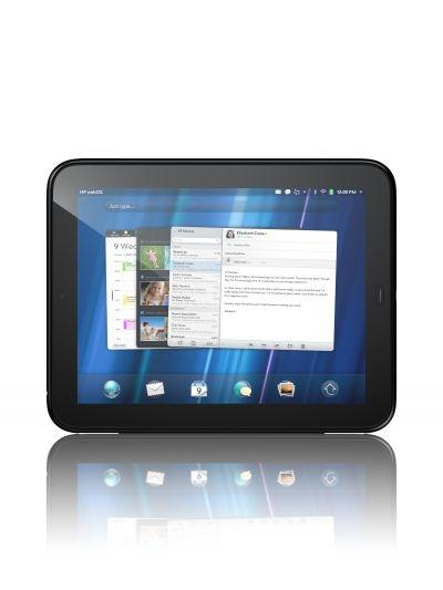 HP will be stopping production of its TouchPad tablet.