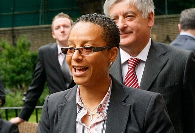 Hope Powell: The England manager announced her World Cup squad yesterday. The tournament starts later this month