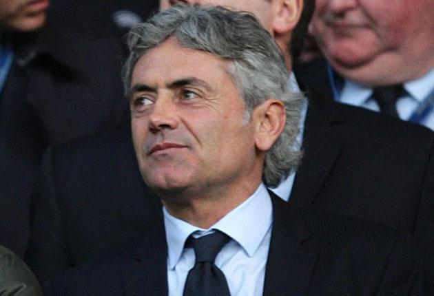 Franco Baldini: The Italian has been a familiar figure at Capello's side but Roma are confident they will soon appoint him as their director of football