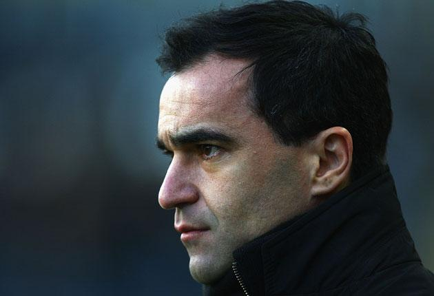 Roberto Martinez on staying as manager at Wigan: 'Over the last two years the chairman has been very supportive to me and loyal, and now I feel I need to be loyal and supportive back to him'.