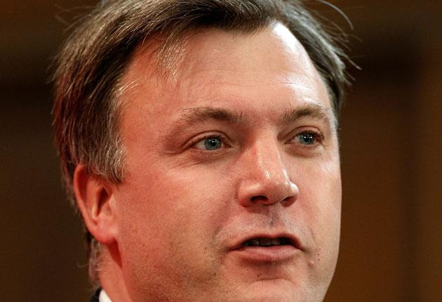 Ed Balls dismissed claims of a 'brutal' plot to oust Tony Blair