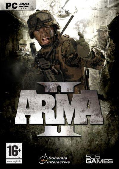 Land, sea and air combat collide in 'Arma II.'