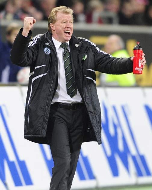 McClaren has signed a three-year deal with Forest