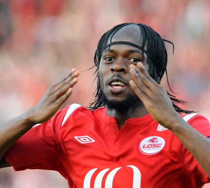 Gervinho has been linked with a switch to Arsenal