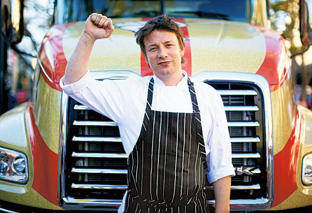 Jamie Oliver's Food Revolution was temporarily pulled from the airwaves due to falling viewership